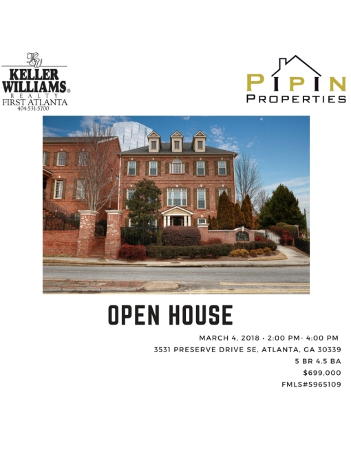instagram Open House Invitation